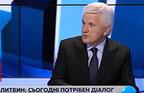 Владимир Литвин, народный депутат Украины - гость 112 Украина